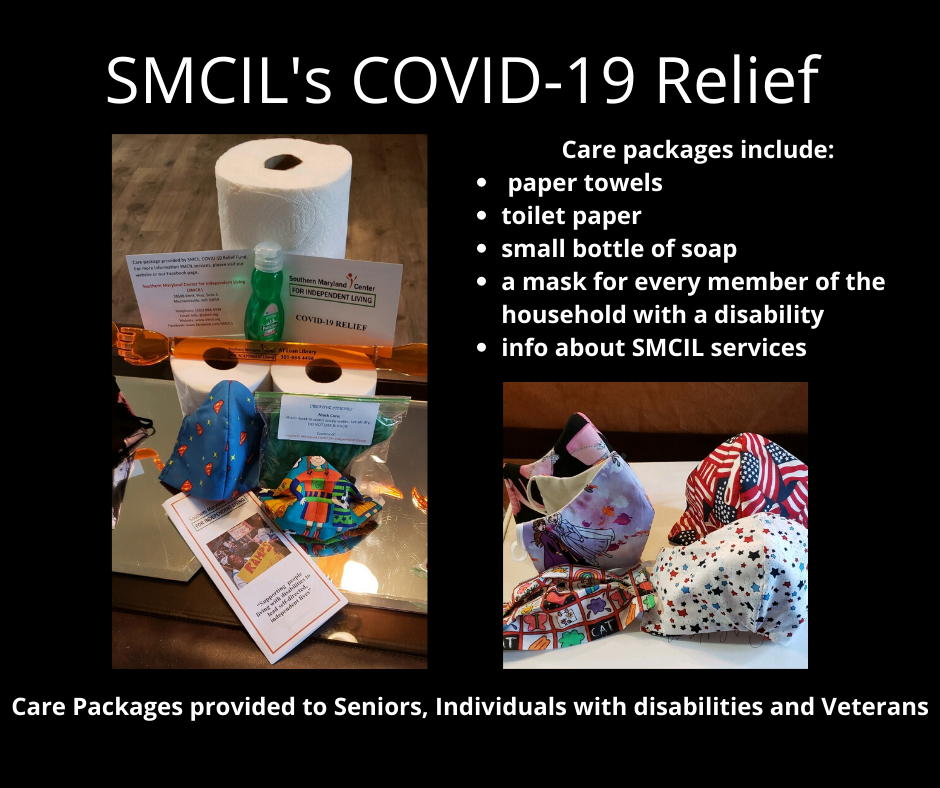 COVID-19 Relief Care Packages (5)