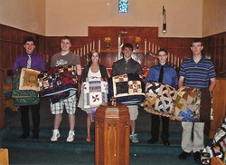 Grads and Quilts
