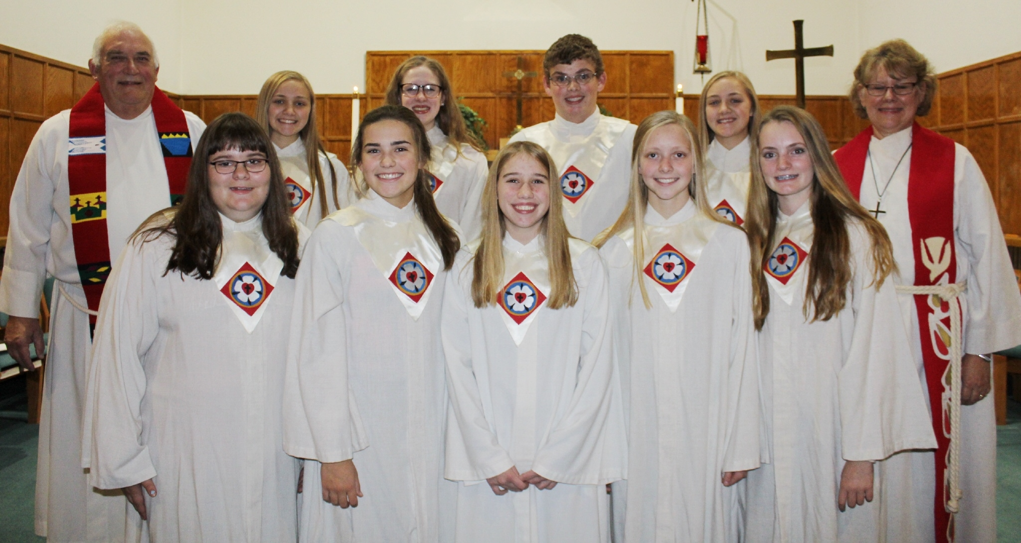 2CONFIRMATION CLASS 2019