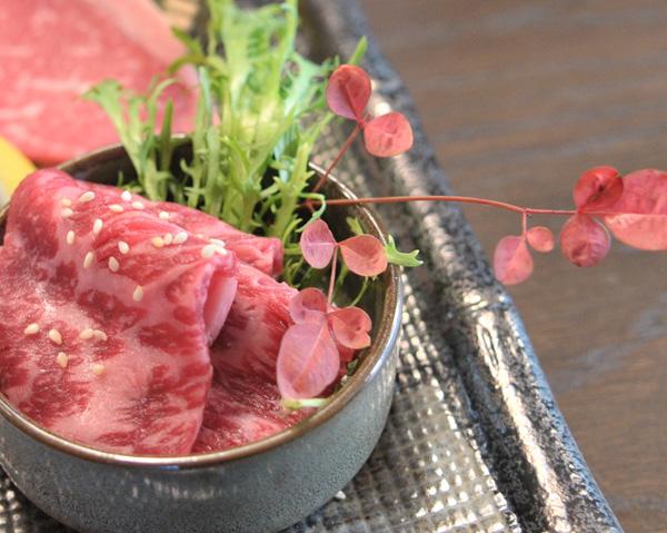 昭日堂燒肉_牛肉