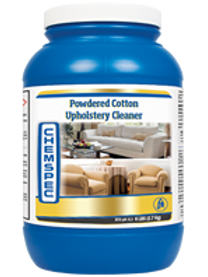 Powdered Cotton Upholstery Cleaner (4x2.72kg)