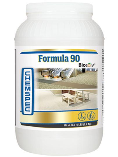 Formula 90 Powder (4x 2.7 kg Jar)