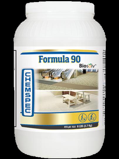 Formula 90 Powder (4x 2.7 kg Jar)