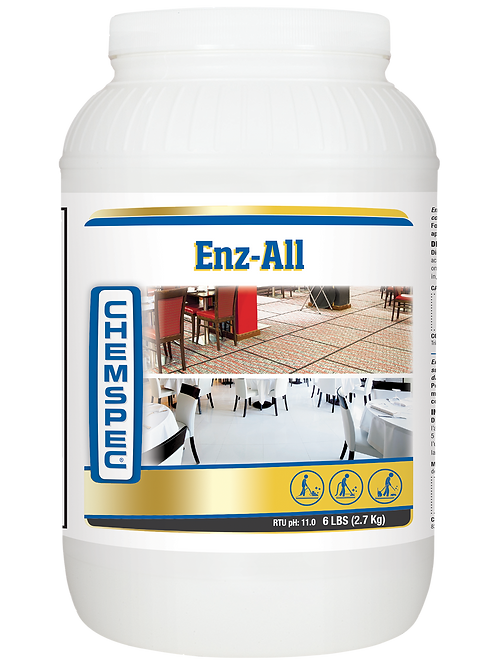 Enz All Enzyme Pre-Spray (4x2.7kg)