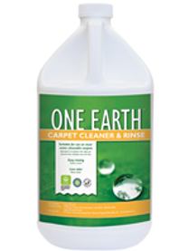 One Earth Carpet Cleaner & Rinse (4x3.8lts)