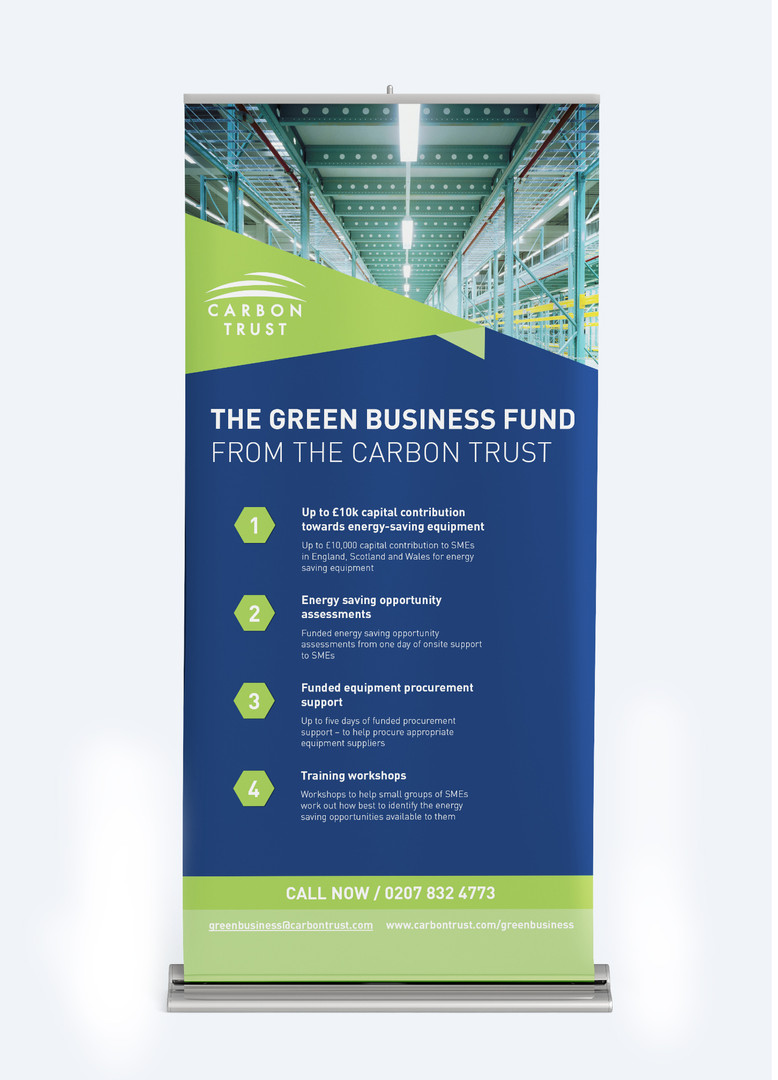 Green Business Fund banner