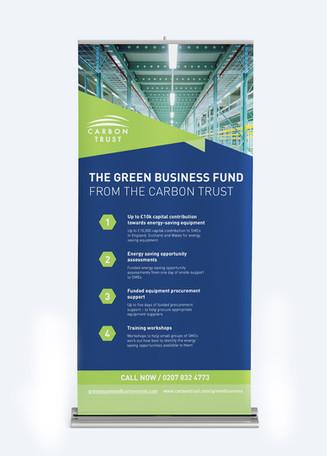 Green Business Fund banner