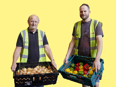 FareShare food posters