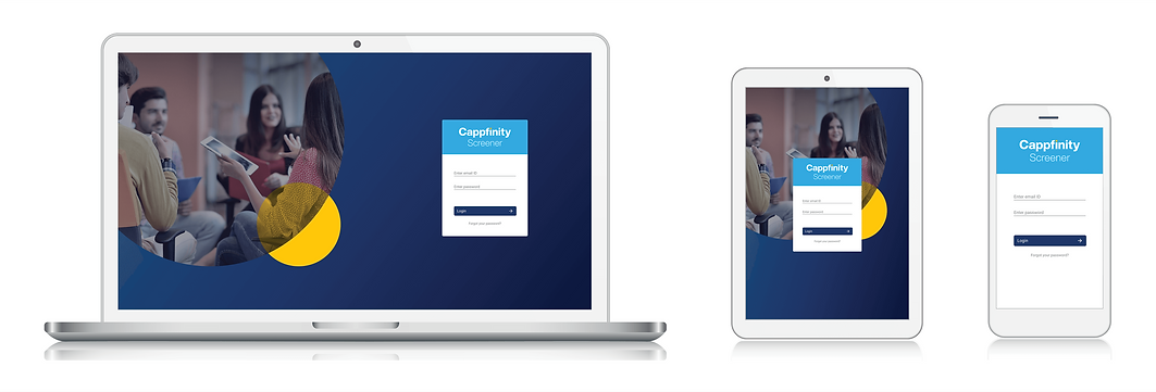 Login pages in different devices.png