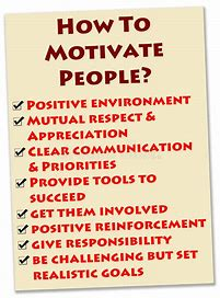 How to Motivate Your Employees to Want to Do Their Job Better!