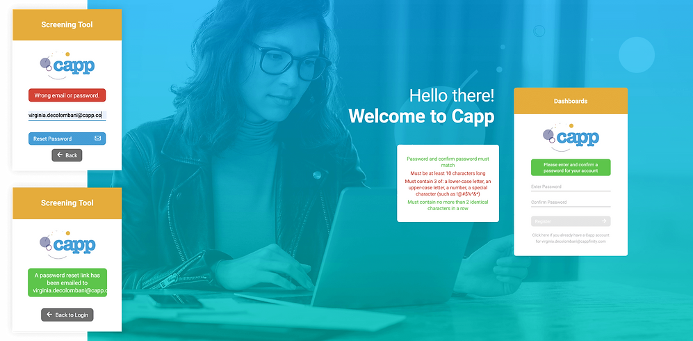 Old Capp login page.png