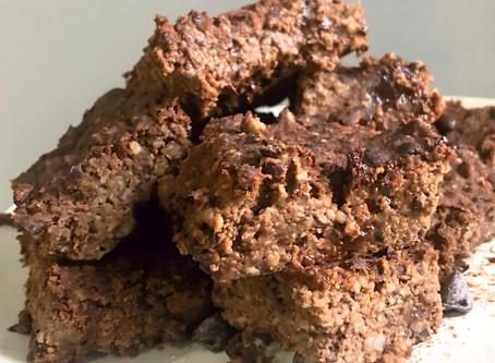 Not your average brownie - Black Bean Brownie