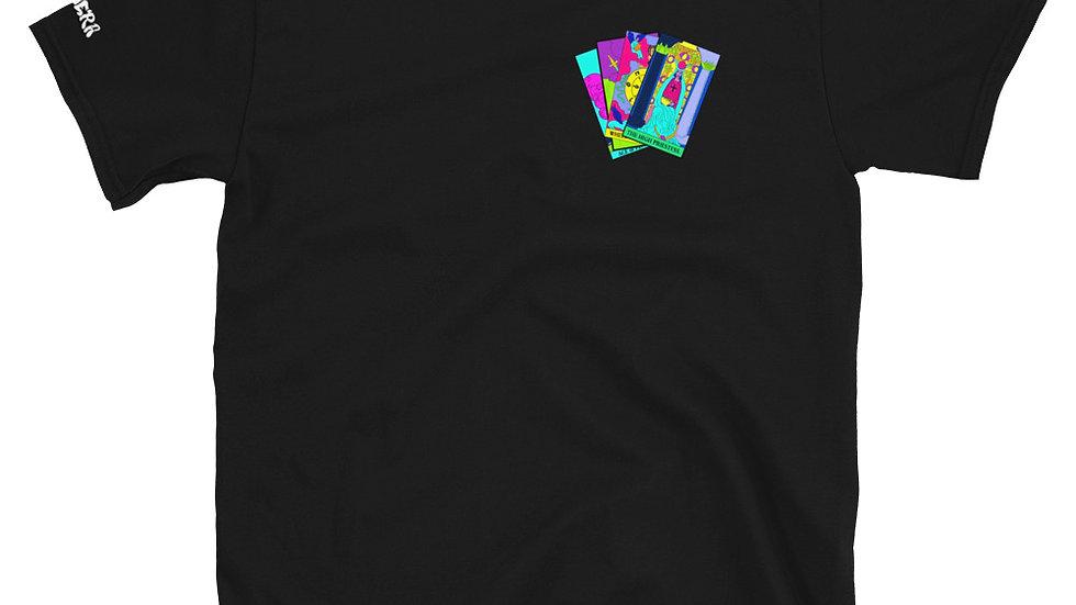 A hand of tarot cards Unisex Tee