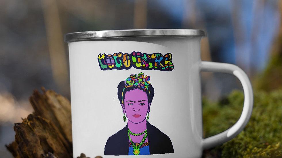 """No Mas Ice"" y Frida Mug"