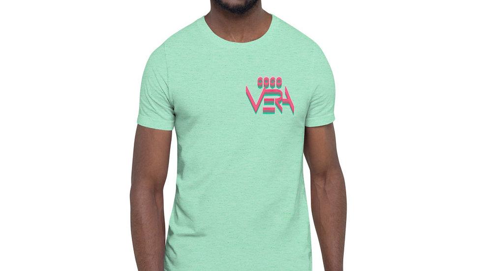 CV Logo Tee (Pink)