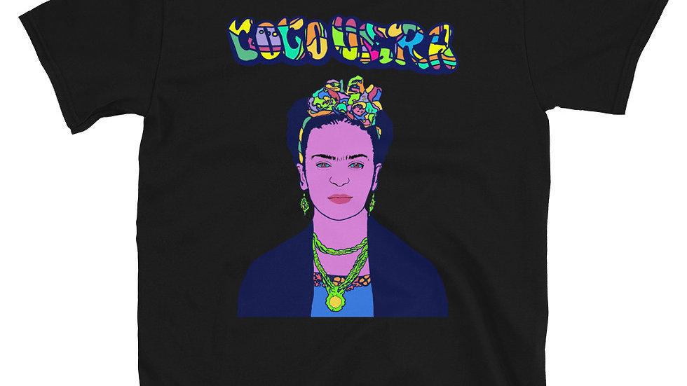Frida Comfy Tee (Black)