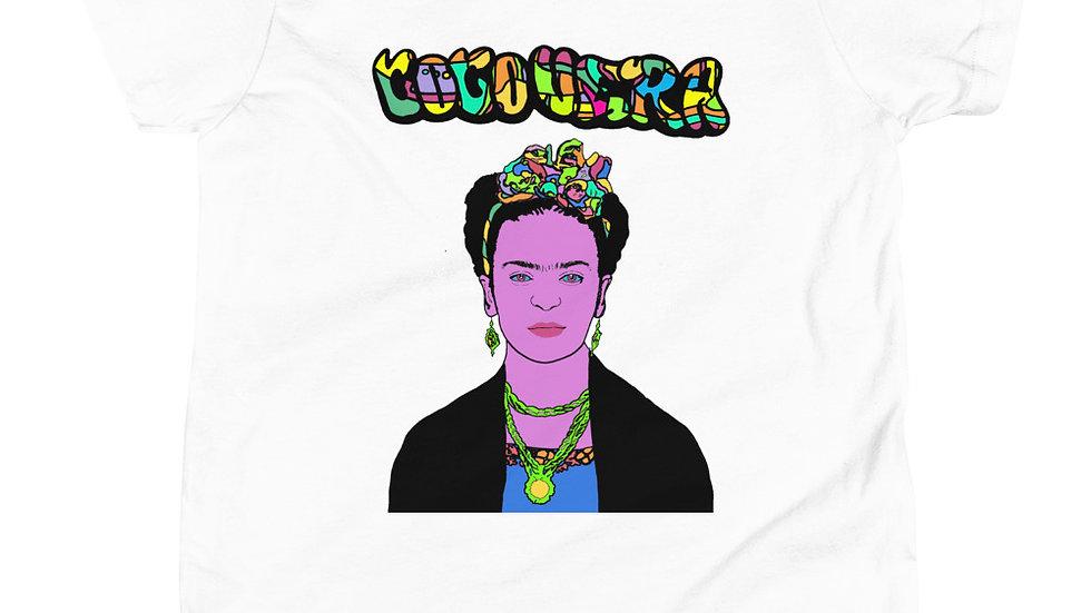 Youth Frida Short Sleeve Tee
