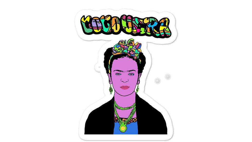 """""""Frida"""" Bubble-free stickers"""