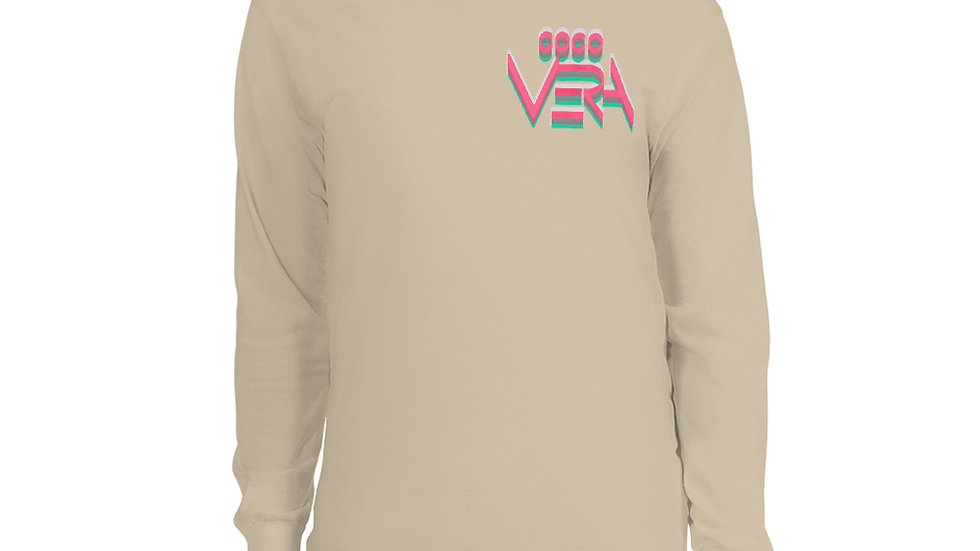 CV Logo Long Sleeve Tee