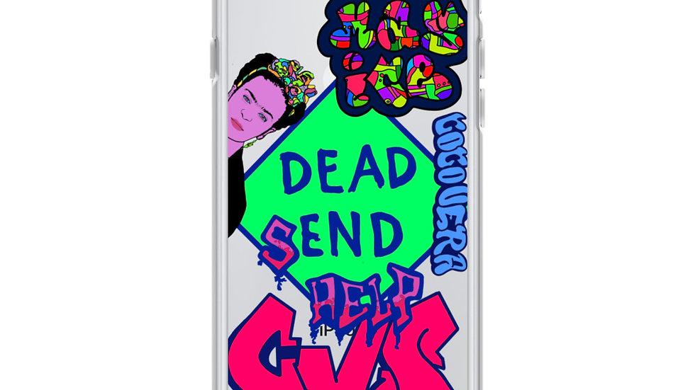 """""""Graffiti Sticker"""" iPhone Case"""