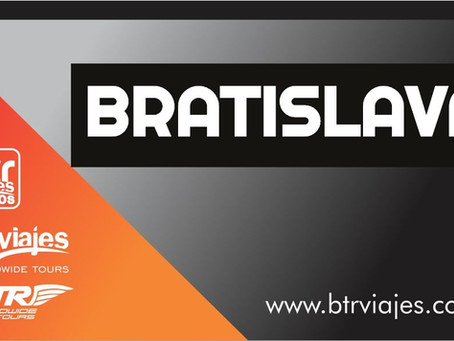 Bratislava, un pequeño encanto