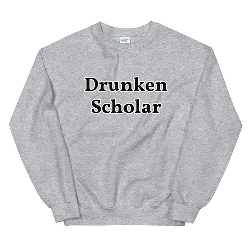 Light Grey Unisex Sweatshirt