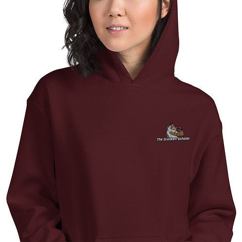 Women's Embroidery Hoodie