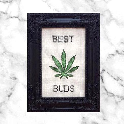 Best Buds Stitch