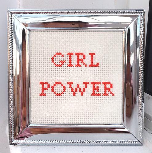 GIRL POWER Stitch