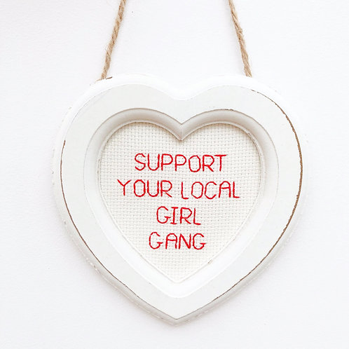 Girl Gang Stitch