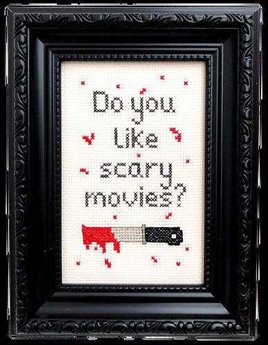 Do You Like Scary Movies
