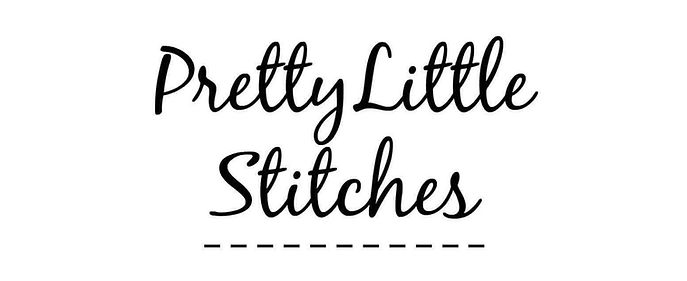 Pretty Little Stitches Logo