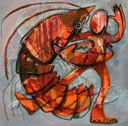 Kreeft dansje