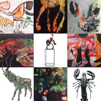 """November Kunst opzicht"""" maand"""