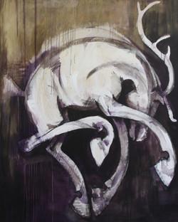 Deerhorse 120 x 150