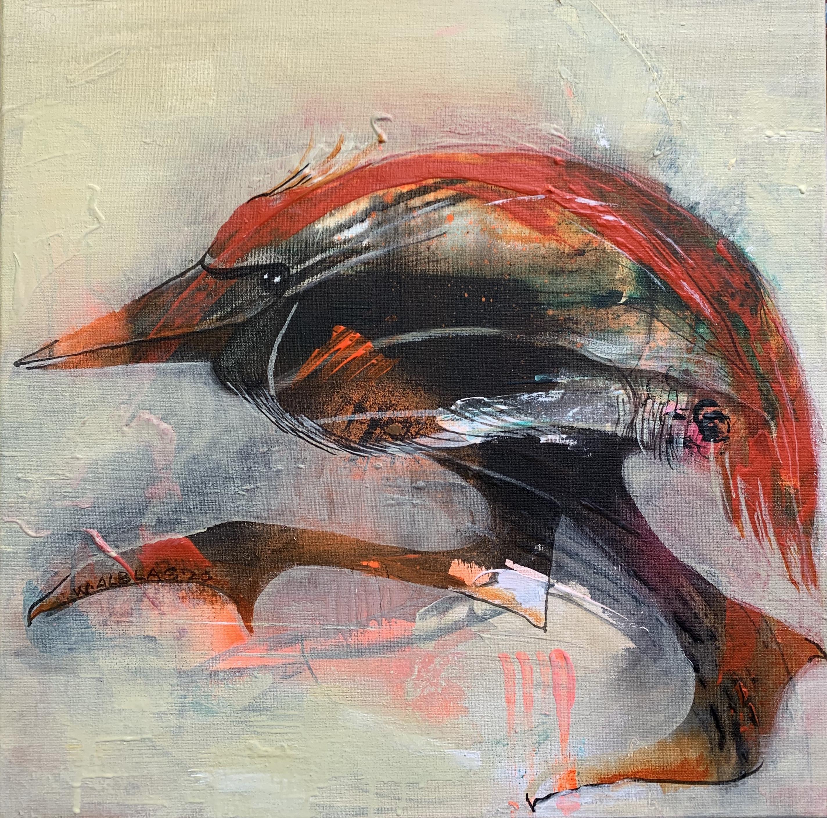 Loopvogel (verkocht)