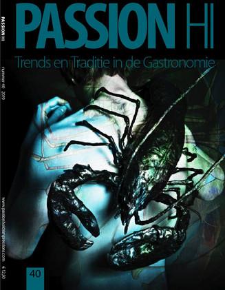 Cover van Belgisch tijdschrift
