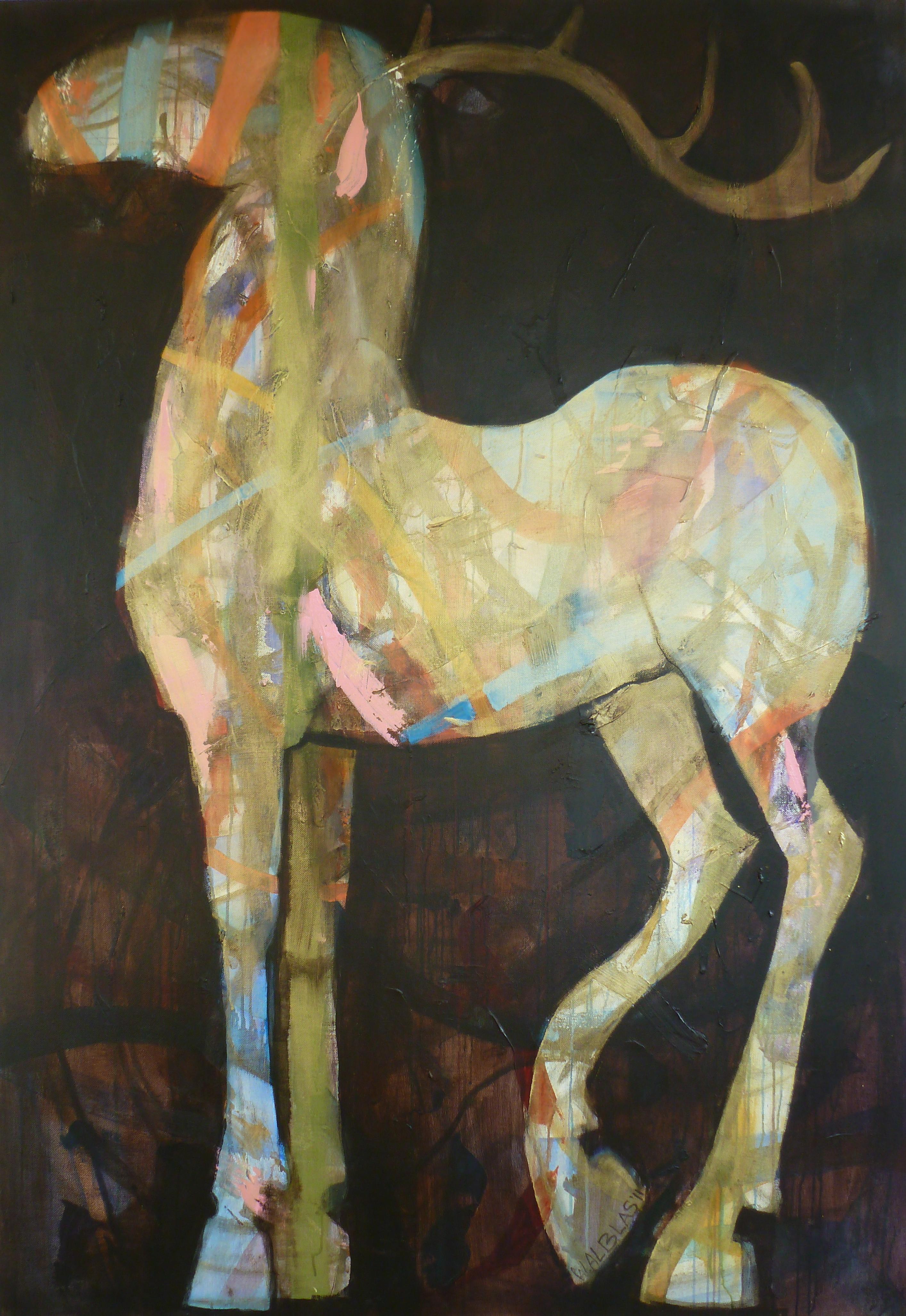 Deerhorse 140 x 200