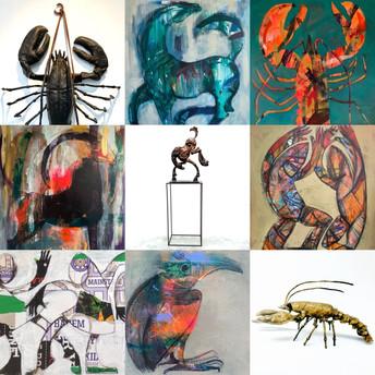 November Kunst Op Zicht maand