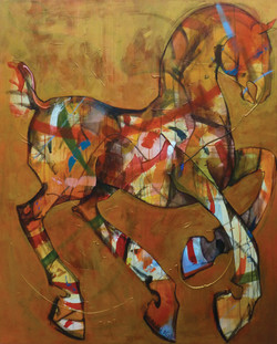 Feestpaard 120 x 150