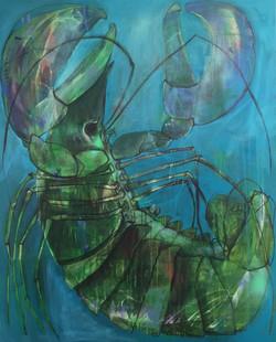 Lobster ocean