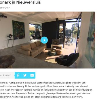 4-5 nov Open Atelier, Nieuwersluis