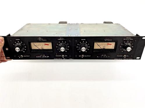 Universal Audio LA-3A Reissue Audio Leveler Stereo Pair