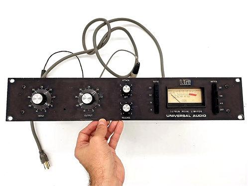 Universal Audio 1176 Peak Limiter REV F