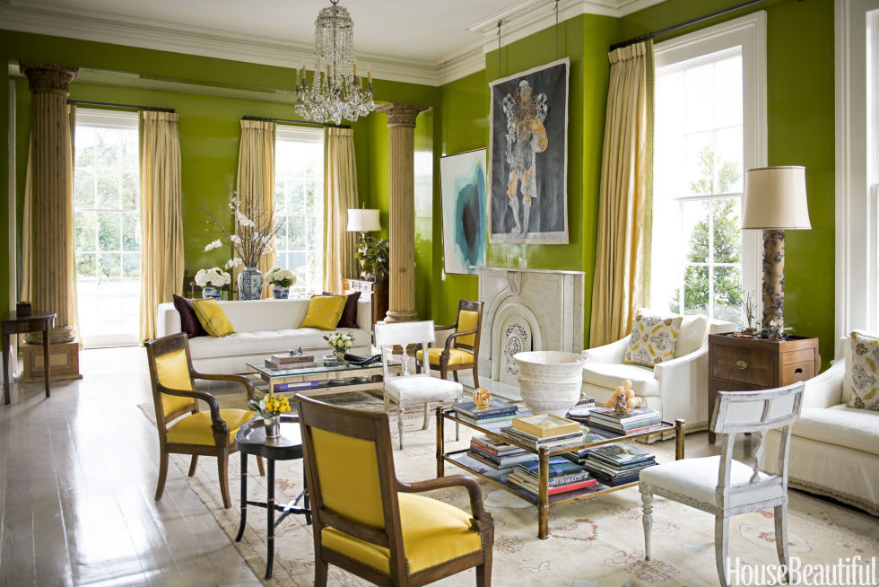 Jane Scott Hodges beautiful New Orleans home: