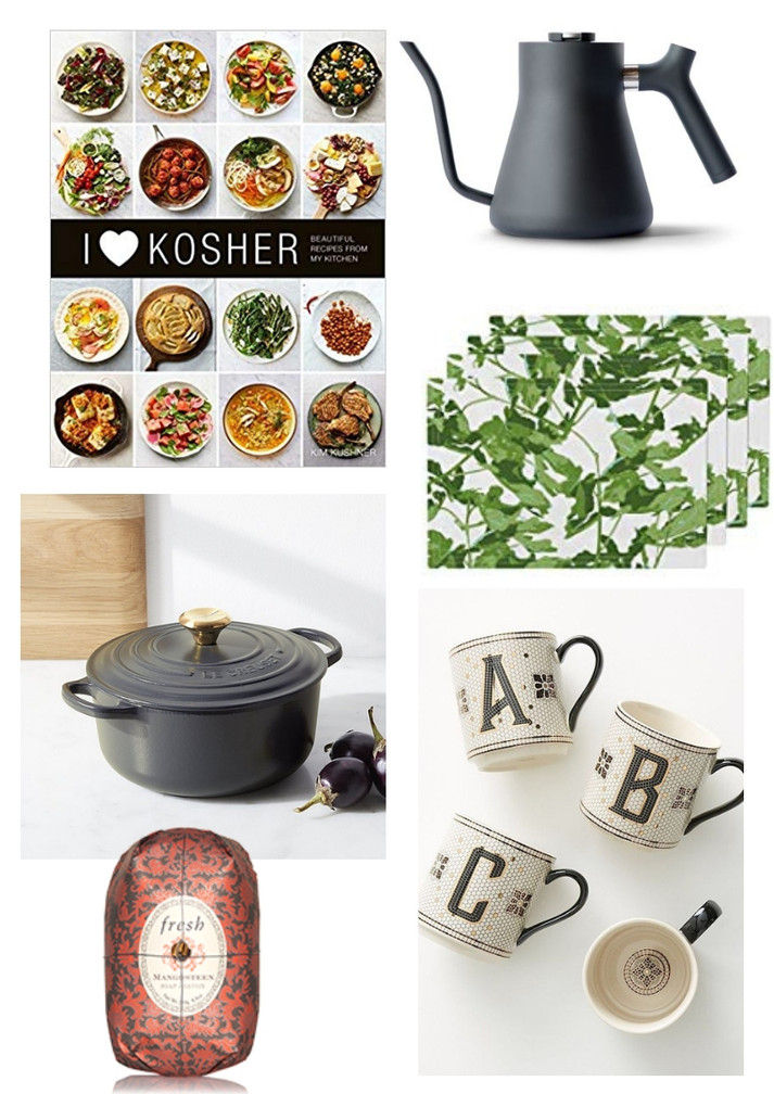 Gift Guide: Gourmet Gal