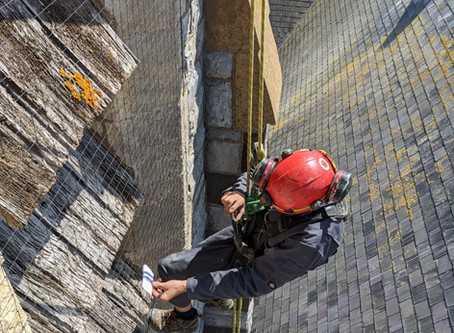 Inspections: when a drone just won't do