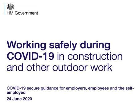 Working through COVID-19