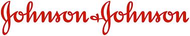 Red Johnson and Johnson logo