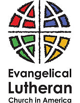 Colorful Evangelical Lutheran Church in America logo